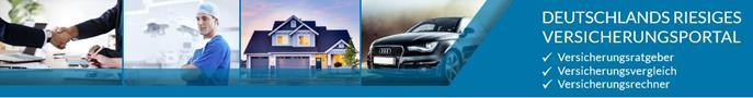 Versicherungen Agentur Banner