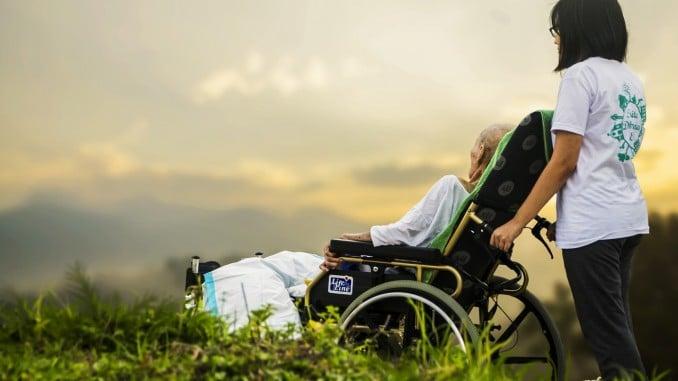 Die Private Pflegeversicherung im Alter